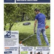 Offerte HUSQVARNA Primavera 2020!